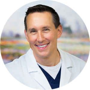 Picture of Dr. Zabel, owner and lead dermatologist of Center for Dermatology.