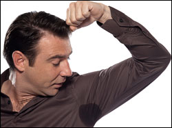 Hyperhidrosis: There's Help for Excessive Sweating
